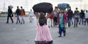 Delhi corona lockdown : no jobs no money families say will sell kidneys for food