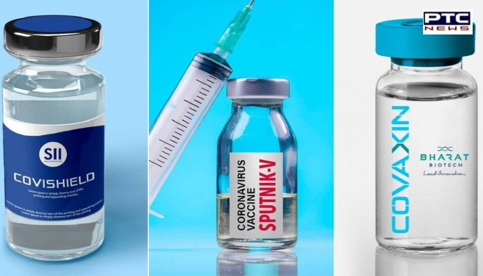 Centre caps vaccine rates in private hospitals : Covishield Priced At Rs 780, Covaxin Rs 1,410, Sputnik Rs 1,145