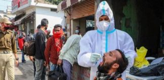 Coronavirus live updates : India Lowest Daily Covid Cases In 58 Days, 3380 Deaths In 24 Hours