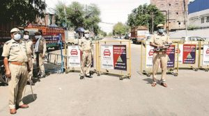 Haryana govt extends lockdown till June 14; malls, bars, religious places allowed to reopen