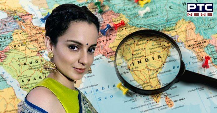Kangana Ranaut sparks new row, urges India's name to be changed to 'Bharat'