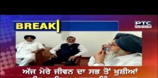 Parkash Singh Badal talks to Mayawati after alliance