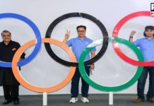Kiren Rijiju launches official Theme Song for Indian Olympic Team to Tokyo 2020