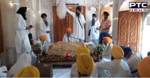 Sri Akhand Path Sahib start at Sri Akal Takht Sahib on the anniversary of Operation Blue Star