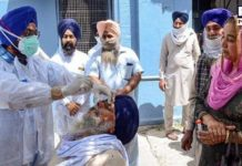 Coronavirus: Punjab records 1,230 new infections, 59 deaths in 24 hours