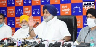 Sukhbir Singh Badal demands Act passed during SAD tenure to regularize contractual employees be implemented