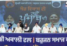 SAD-BSP alliance is new political, social beginning in Punjab: Mayawati