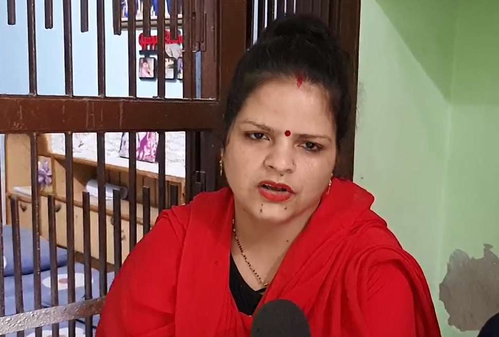 Shafali Verma Mother