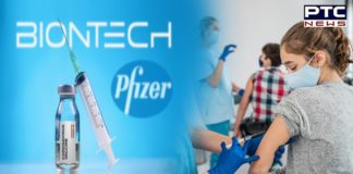 Pfizer-BioNTech vaccine may require third dose, companies seek approval