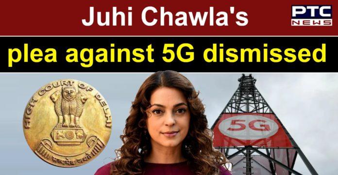 'Suit was for publicity': Delhi HC dismisses Juhi Chawla's petition on 5G network
