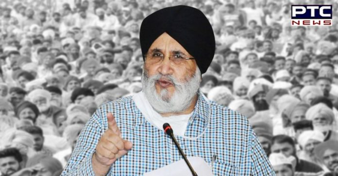 SAD condemns Punjab govt for discriminating against teachers and forcing them to come on streets