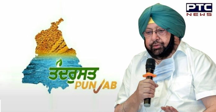 Captain Amarinder Singh launches revamped 'Mission Tandarust Punjab'
