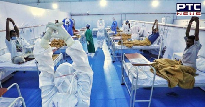 Coronavirus: India reports less than 1 lakh daily new cases for 2nd successive day