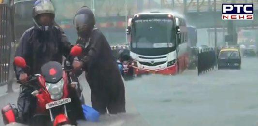 Mumbai Rains: Waterlogging hits trains, traffic as monsoon reaches financial capital
