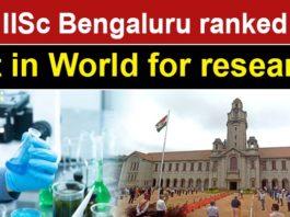 QS World University Rankings 2022: 3 Indian universities among top-200