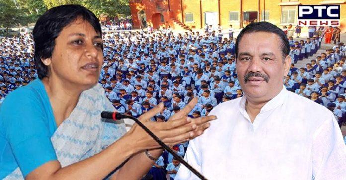NCSC Chairman Vijay Sampla summons Punjab CS, 2 others for ignoring 3 notices