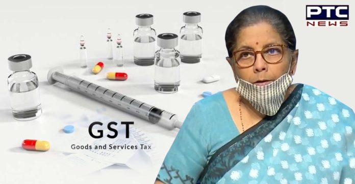 Coronavirus: GST Council cuts tax on Covid-19 medicines and equipment