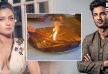 Sushant Singh Rajput Death anniversary: Ankita Lokhande keeps havan at her home