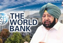 Punjab to seek USD 210 million loan from World Bank and AIIB for water-supply for Amritsar, Ludhiana