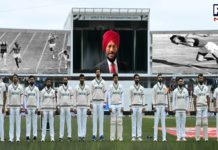 WTC Final 2021: Team India wears black armbands in remembrance of Milkha Singh