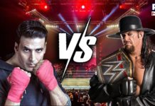 """The Undertaker challenges Akshay Kumar for a match, actor says, """"Let me check on my insurance"""""""