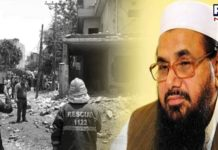 2 dead, 16 injured in blast near 26/11 mastermind Hafiz Saeed's Lahore residence