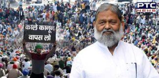 To keep farmers' protest alive, farmer leaders make new program every day: Anil Vij