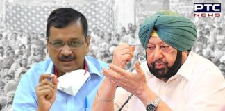 Aam Aadmi Party just wants to do drama even if it means lying: Captain Amarinder Singh