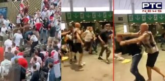 Euro 2020 Final: England fans attack Italian fans outside Wembley Stadium, hurl racial abuse on players
