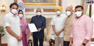 Parliament Monsoon Session 2021: Harsimrat Kaur Badal, delegation meet Prez Kovind over farm laws