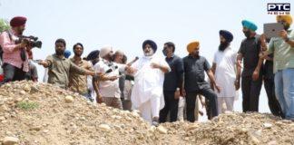 After Beas, Sukhbir Singh Badal cracks down on illegal mining in Mukerian