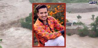 Punjabi singer Manmeet Singh's body found in Kangra after flash flood