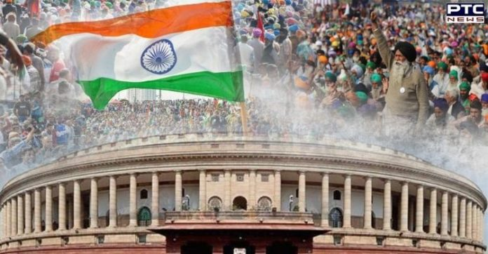 Farmers' issue echoes loud and clear at Parliament's Monsoon session