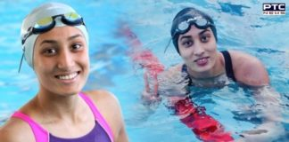 Maana Patel becomes 1st Indian female swimmer to qualify for Tokyo Olympics