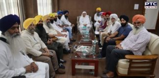 Delegation of Sabat Surat Cine Artists Federation meets SGPC President to discuss artists' contribution in world of cinema