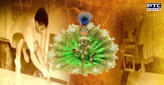 Shocking! Lord Krishna's idol stolen from Shiv Mandir in Khanna [Watch Video]