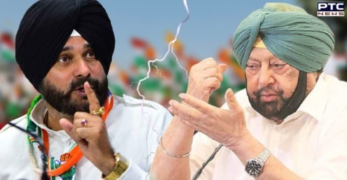 Punjab CM firm on his stance, won't meet Navjot Singh Sidhu unless he 'publicly apologises'