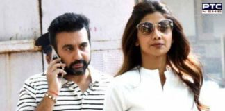 Actor Shilpa Shetty's husband Raj Kundra arrested for 'making porn films'
