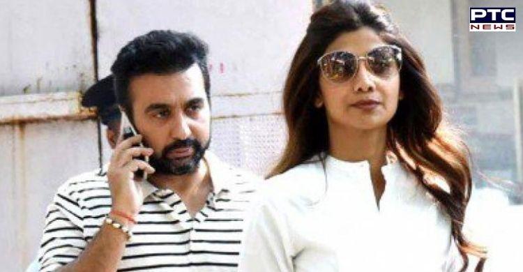 Actor Shilpa Shetty's husband Raj Kundra arrested for 'making porn films' -  PTC News