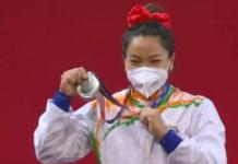 Tokyo Olympics 2020: Mirabai Chanu bags silver medal in Weightlifting