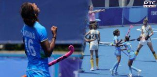 Tokyo Olympics 2020: Vandana Katariya shines as India defeats South Africa 4-3 in do-or-die match