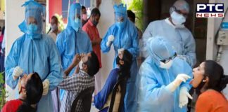 Coronavirus: India's Daily Positivity Rate remains below 5 percent for 24 consecutive days