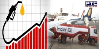 Air travel likely to become costlier as Jet fuel prices rise by 3.6 percent