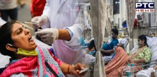 Coronavirus: India reports 46,617 new cases, 59,384 recoveries in last 24 hours