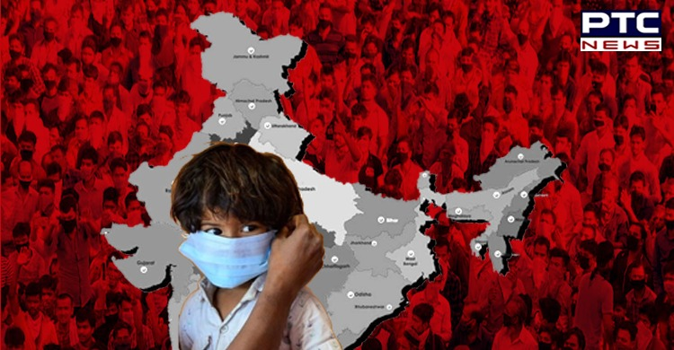 Coronavirus: India reports 43,393 new cases, 911 deaths in last 24 hours