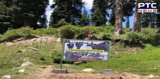 Indian Army names military firing range in Kashmir after actress Vidya Balan