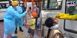 Coronavirus: India's daily caseload falls below 50K from last 10 days