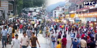 Himachal Pradesh: Manali issues COVID-19 restrictions for tourists flouting norms