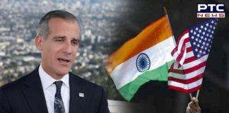 Joe Biden names Eric Garcetti as new US envoy to India