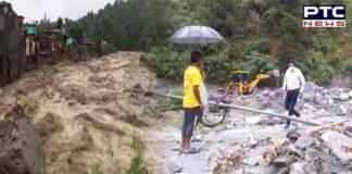 Himachal Pradesh: At least 15 missing following flash floods in Kangra